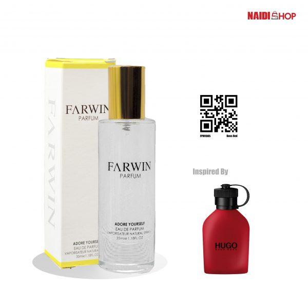 Farwin Inspired Perfume By Hugo Boss Red