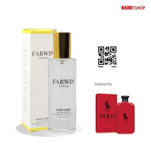 Farwin Inspired Perfume By Polo Red