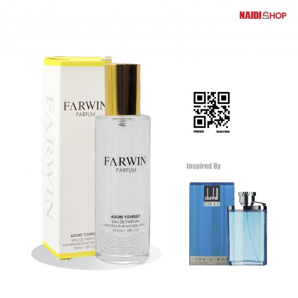 Farwin Inspire Perfume By Dunhill Desire Blue