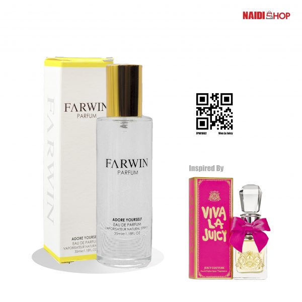 Farwin Inspired Perfume By Viva La Juicy Couture