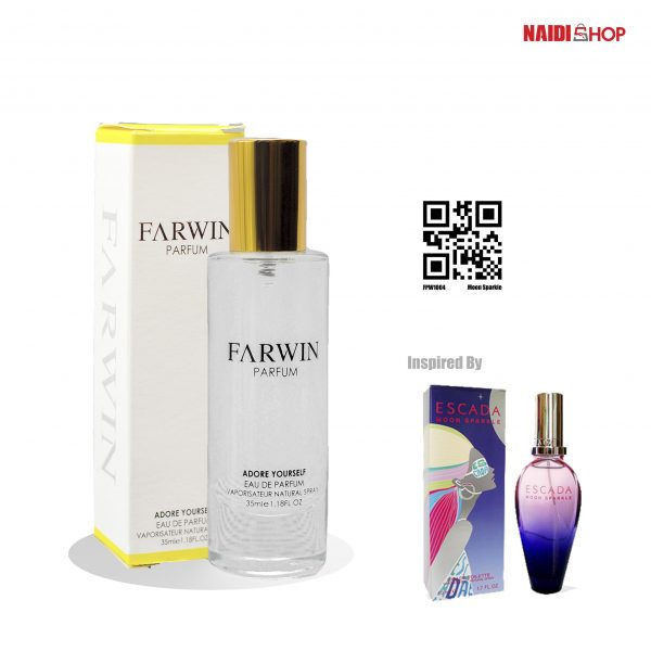 Farwin Inspired Perfume By Escada Moon Sparkle