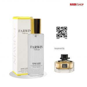 Farwin Inspired Perfume By Gucci Flora